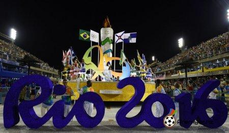 Bu gecə Rio-2016 XXXI-ci Yay Olimpiya Oyunlarının Açılış Mərasimi keçiriləcək