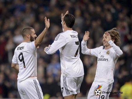 Zidan Ronaldo, Benzema və Modriçi nəyə görə oynatmadı?