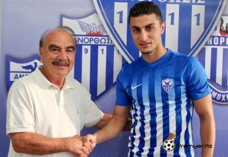 Araz Abdullayevin transferi rəsmən açıqlandı
