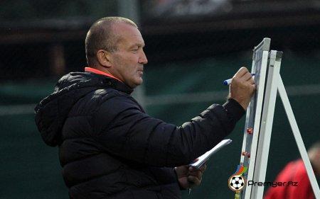 Roman Qriqorçuk: «Bəzi futbolçuların bütün oyunu meydanda olmasına qərar verdik»