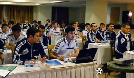 AFFA Antalyaya gedəcək hakimlərin SİYAHI-sını açıqladı