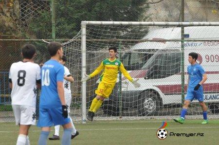 U-16 Liqası: Turun mərkəzi oyunu niyə təxirə düşdü?