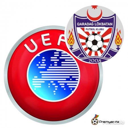 """UEFA apreldə """"Qaradağ-Lökbatan""""la bağlı şok araşdırmaya başlayır!"""