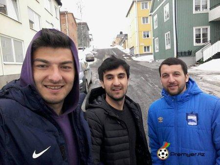 Daha bir azərbaycanlı futbolçu karyerasını İsveçdə davam etdirəcək - ÖZƏL
