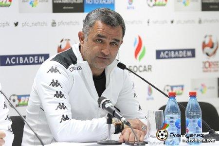 """Tərlan Əhmədov """"Neftçi"""" haqqında gəzən şayiələrə cavab verdi"""