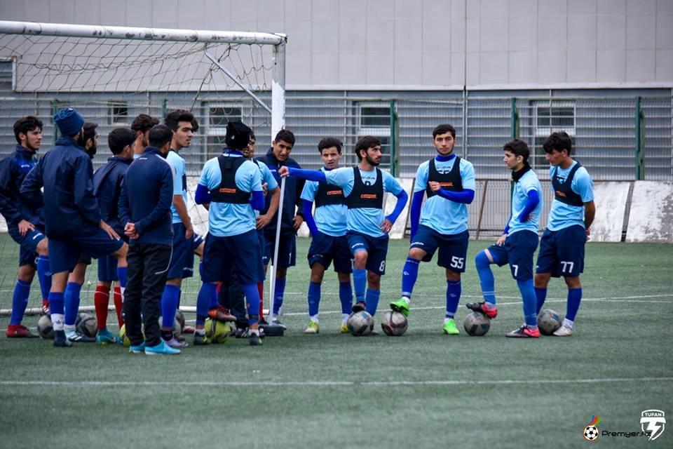 AFFA liqalarında çıxış edən futbol klubu dağıldı -