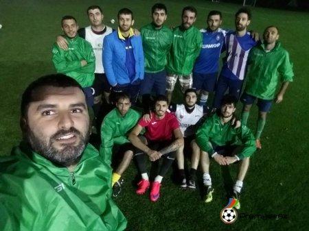 """REGİON LİQASI: """"Alyans"""" FK """"Ərkivan""""la oyuna hazırlaşır  (FOTOLAR)"""