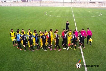 """YOXLAMA OYUNU: """"FC Baku"""" dan 3-cü yoldaşlıq oyununda 3-cü qələbə"""