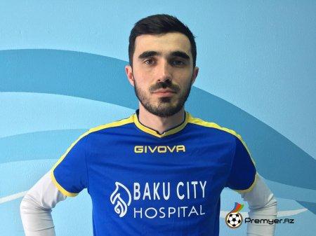 """REGİON LİQASI: """"Onları tanıyaq"""" rubrikasında - Kamil Hüseynov (""""Baku FC"""", VİDEO)"""