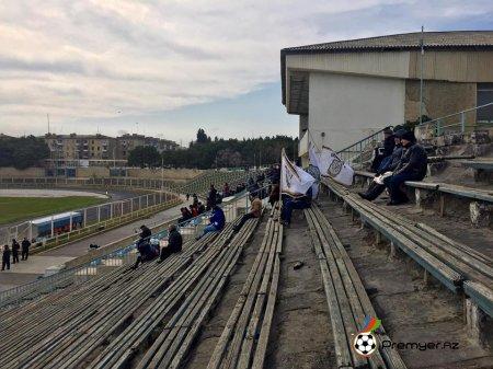 """REGİON LİQASI, XII tur: """"Uğur"""" FK 0:2 """"FC Baku"""" (Qollar və Qırmızı kart epizodu VİDEOLARI, FOTOLAR)"""