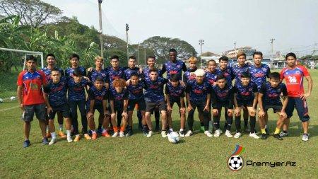 EKSKLÜZİV! Azərbaycanın futbol tarixində bir İLK! Həmyerlimiz Tailand çempionatında! FOTOLAR