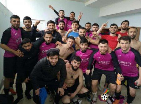 """Region Liqası, II Play Off mərhələsi: """"FC Baku""""dan Füzulidə əzmkar qələbə - VİDEO"""