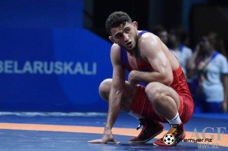 """Hacı Əliyev: """"Növbəti hədəfim Tokio Olimpiadasında qızıl medal qazanmaqdır"""""""